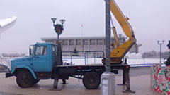 Аренда автовышки в Минске
